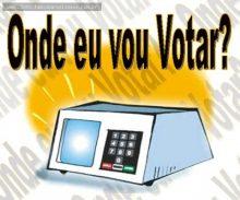 local de votacao