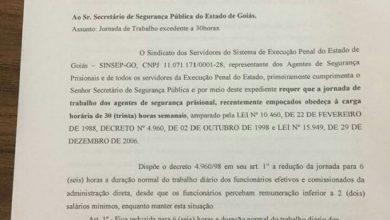 Photo of Sinsep-GO exigindo que se cumpra a lei em relação a carga horaria dos novos concursados!!!