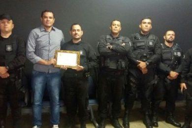 Photo of Homenagem do SINSEP GO ao Grupo de Escolta Penitenciária – GEP