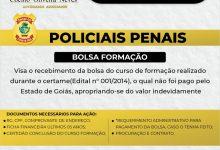 Photo of Atenção Policiais Penais, Edital n. 001/2014