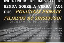 Photo of Vitória Gigante do SINSEP-GO