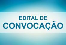 Photo of EDITAL DE CONVOCAÇÃO DE ASSEMBLÉIA GERAL EXTRAORDINÁRIA